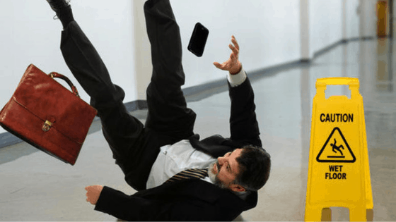 How much is my Texas slip and fall case worth?