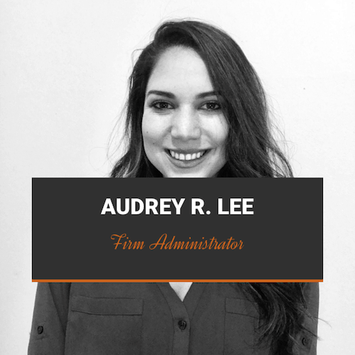 Audrey R. Lee