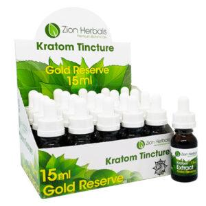 Zion Herbals Gold Reserve