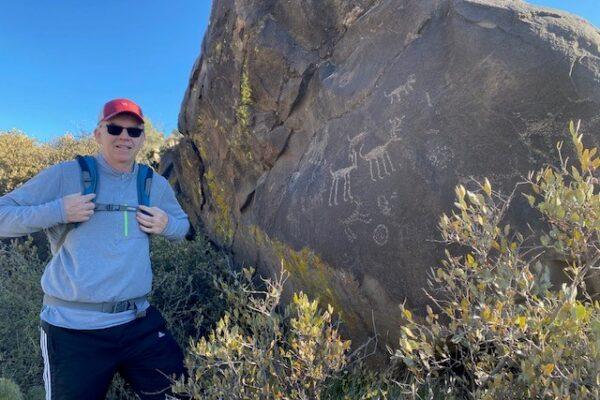 Chalk Canyon Tom Mackin