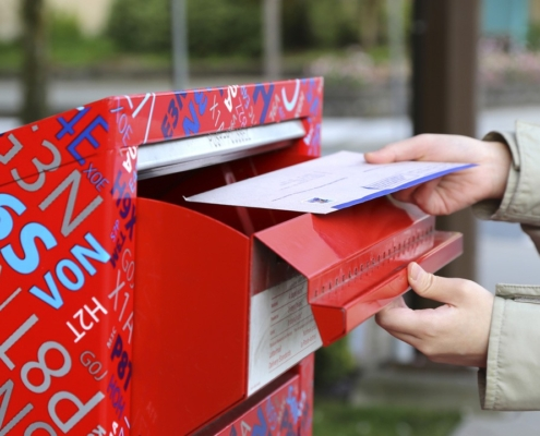 News: Canada Post Mailbox