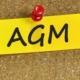 News: AGM