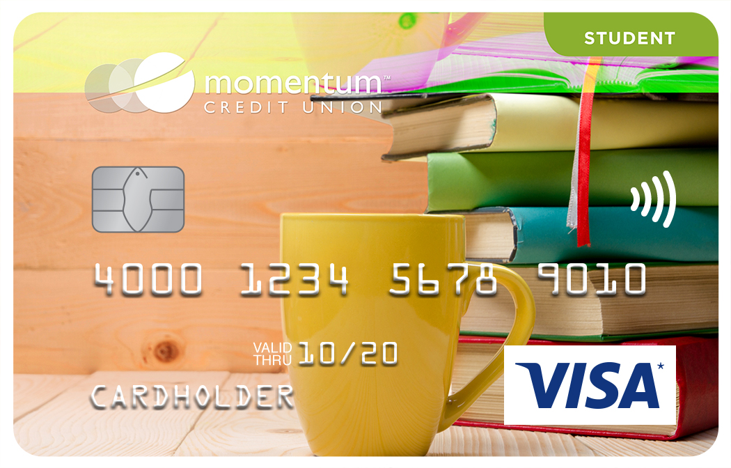 Momentum Visa Student Card