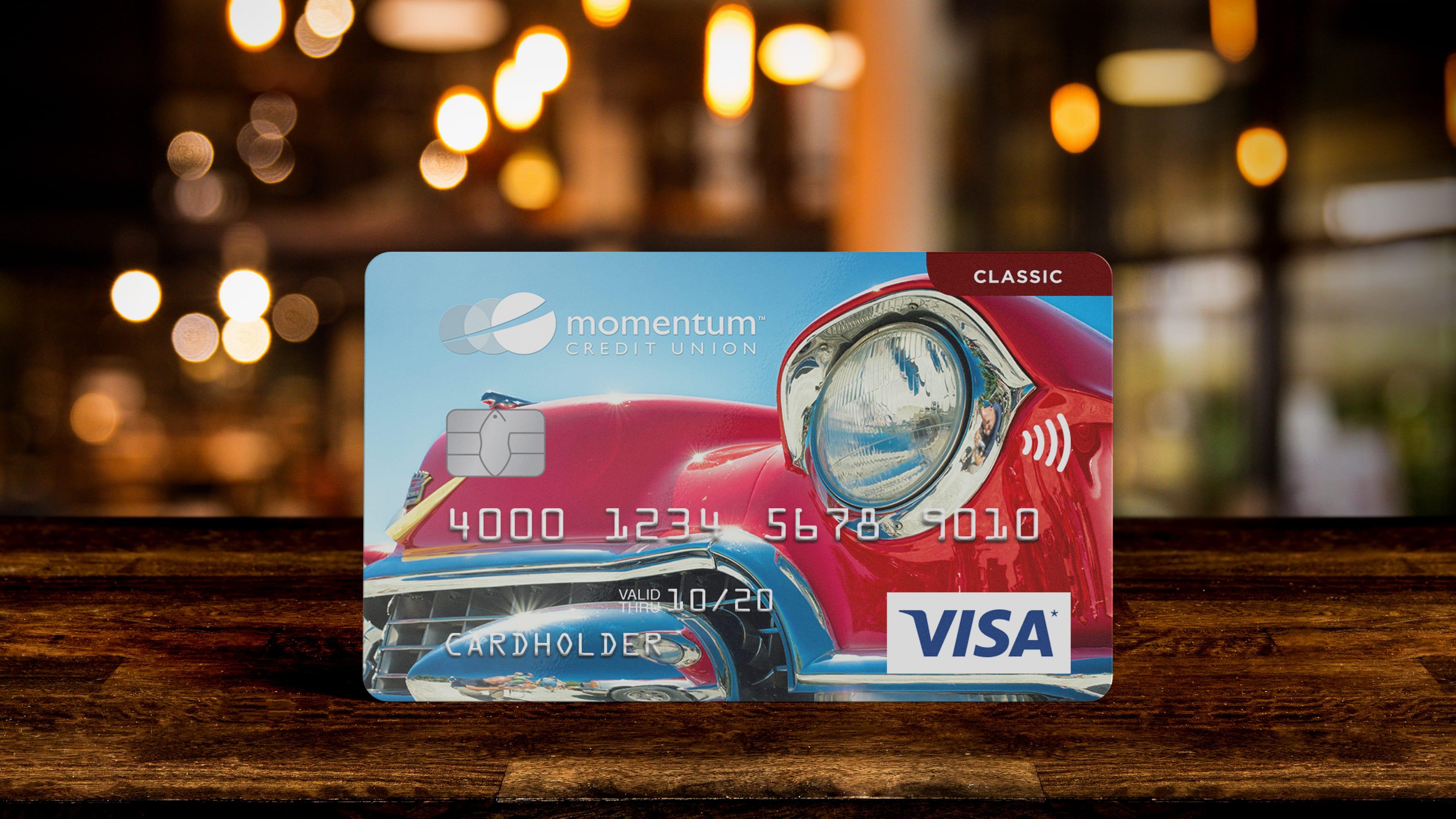 Momentum Visa Classic