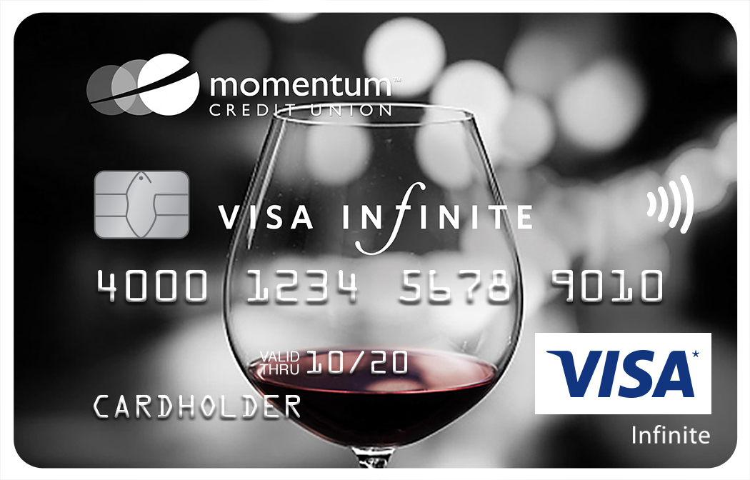 Momentum Visa Infinite Card
