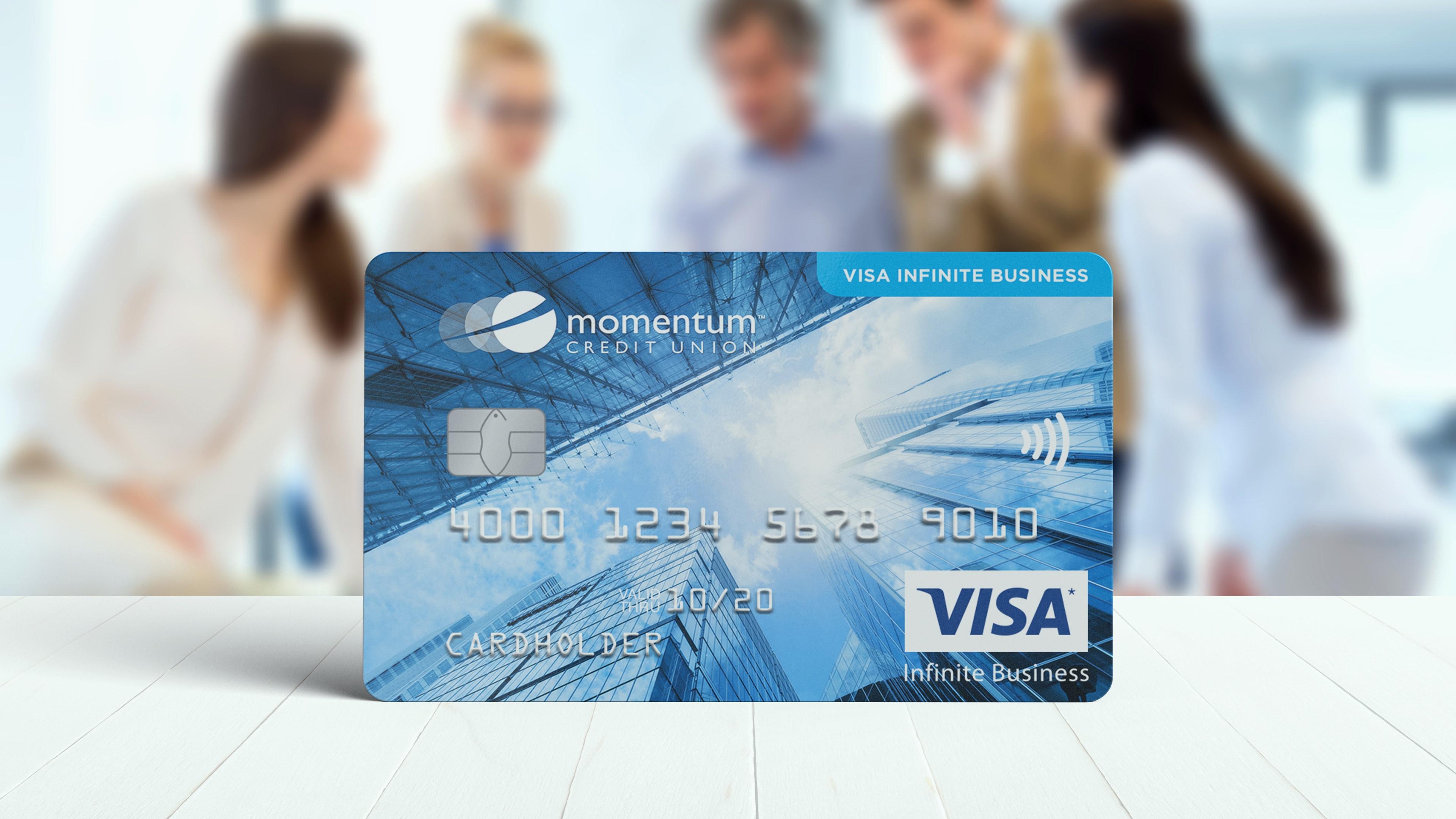 Momentum Visa Infinite Business