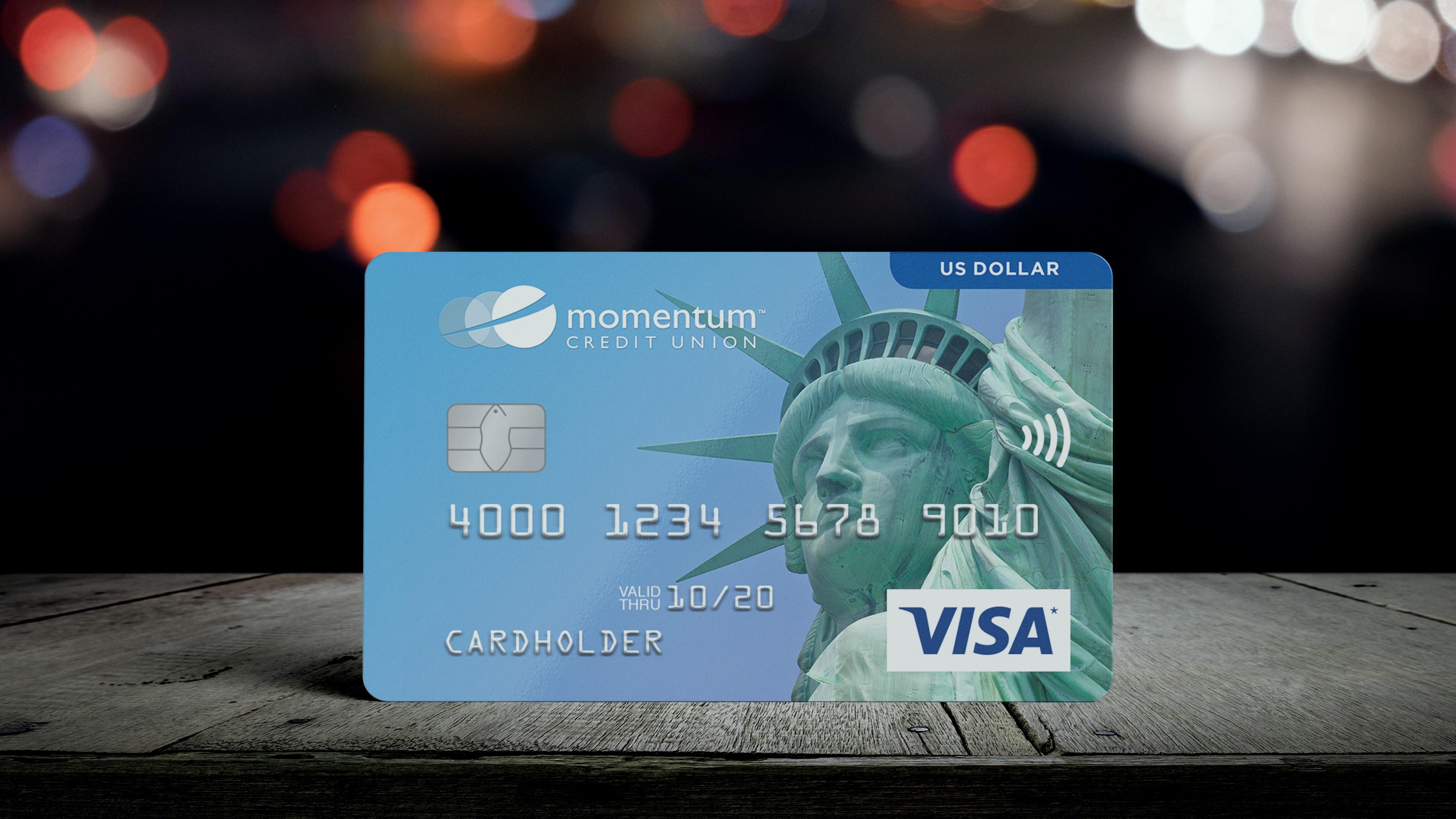 Momentum Visa US Dollar