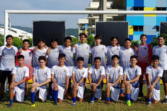 Ateneo de Cebu Full Sublimation Soccer Jersey