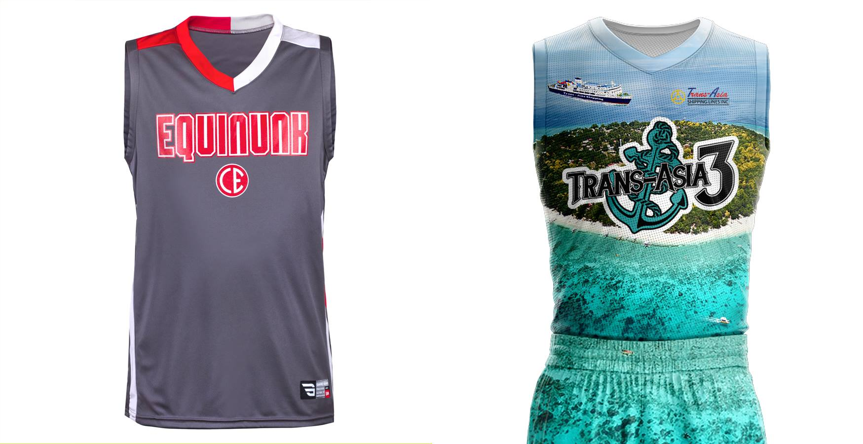 Full Sublimation Jersey vs Not