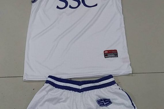 SSC Full Sublimation Basketball Jersey