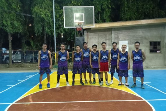 CTG Troopers Full Sublimation Basketball Jersey