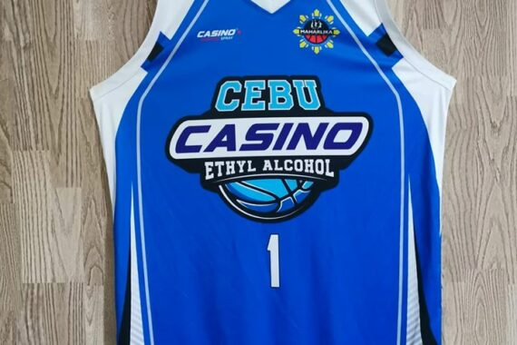 Philiprint Cebu Casino Basketball Jersey Full Sublimation