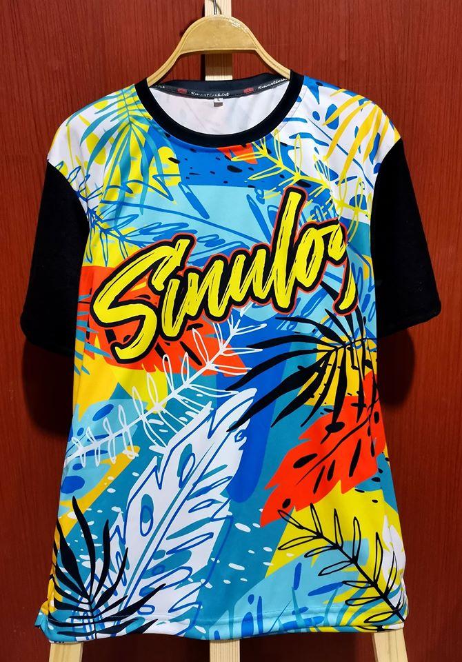 Philiprint Sinulog T-shirt Printing Full Sublimation