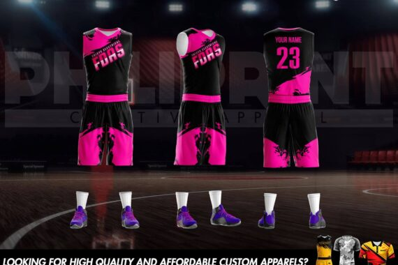 Philiprint Basketball Jersey Full Sublimation TRISYS ELECTRICAL FDAS