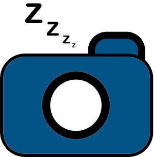 sleeping-camera