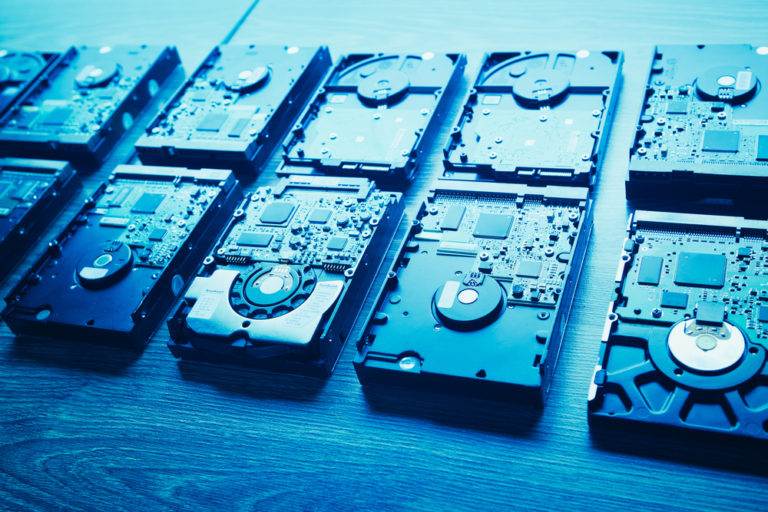hard drive disk data recovery