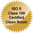 iso 5 class 100 clean room