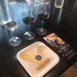Wine & cheese pairing at Blueberry Hill
