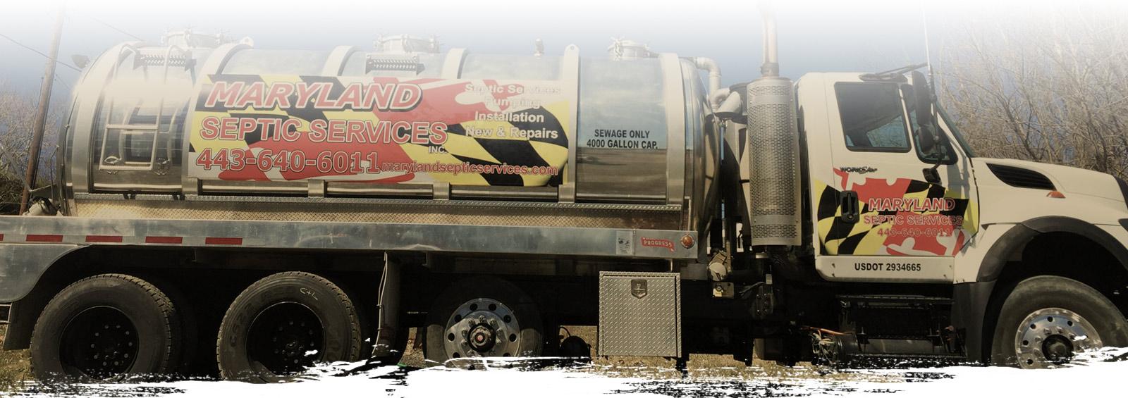 Septic Tank Service Harford County
