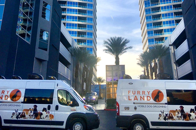 Panorama Las Vegas Furry Land