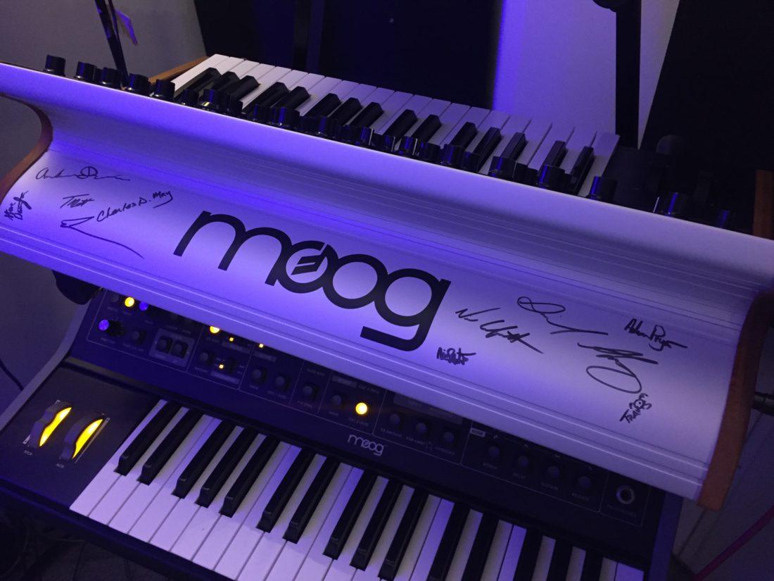 Moog Tribute Dom Kane