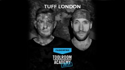 Tuff London FaderPro Toolroom Academy