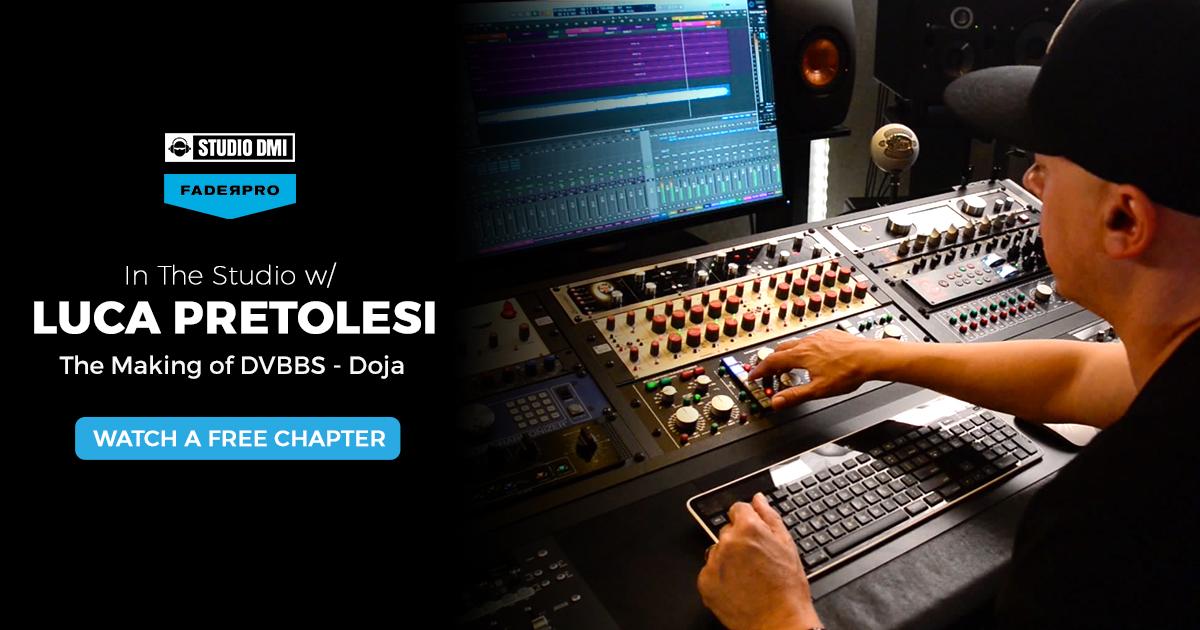 Luca Pretolesi Mixing DVBBS