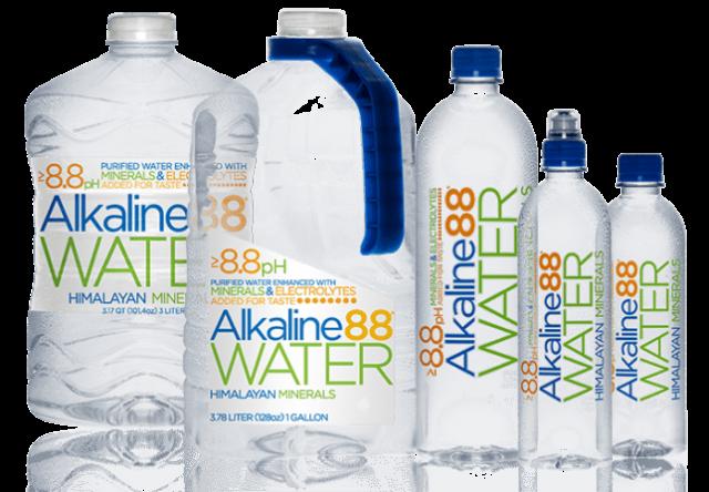 beverage stock review, alkaline88