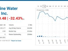 beverage stock review