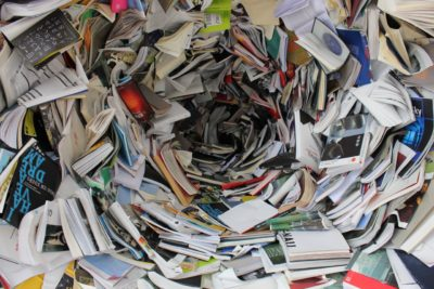 Looking at clutter as something that gets in the way of our goals and personal vision