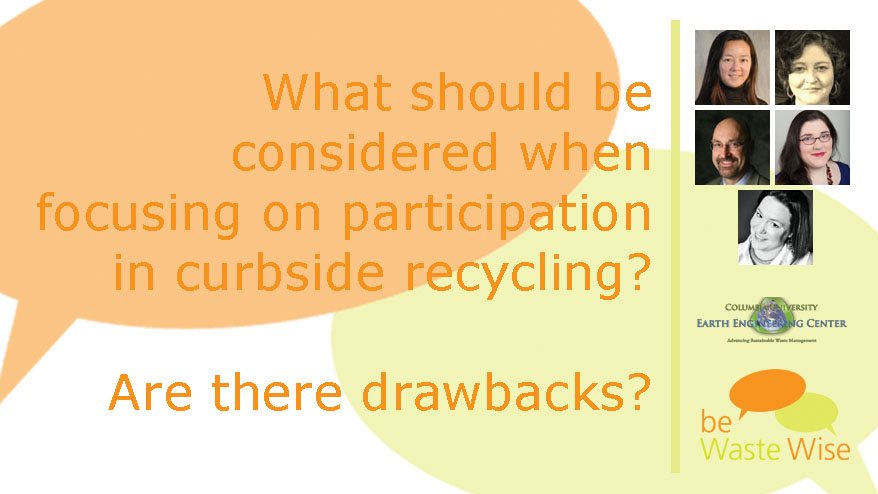 Featured Image - Recycling in North American Cities - Are there drawbacks to Curbside Recycling
