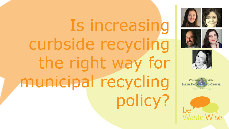 Featured Image - Recycling in North American Cities - Focus for Municipal Policy to Increase Recycling