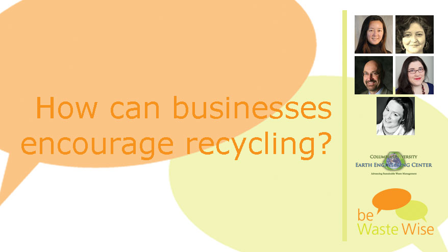 Featured Image - Recycling in North American Cities - How can Businesses Encourage Recycling