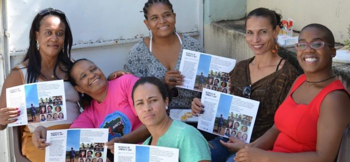 Photos from our Gender & Waste project in Brazil. Photo credit: Ana Carolina Ogando