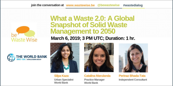 A Global Snapshot of Solid Waste Management to 2050