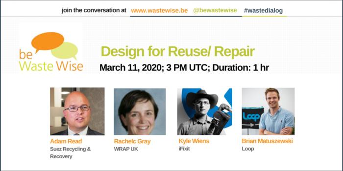 Design for Reuse:Repair Panel