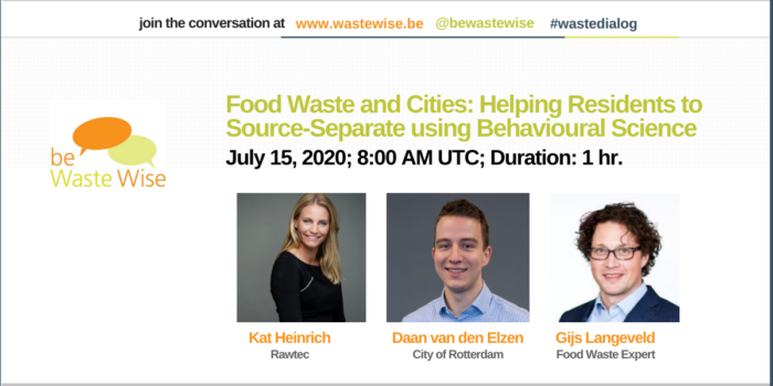 Food Waste and Cities: Helping Residents to Source-Separate using Behavioural Science