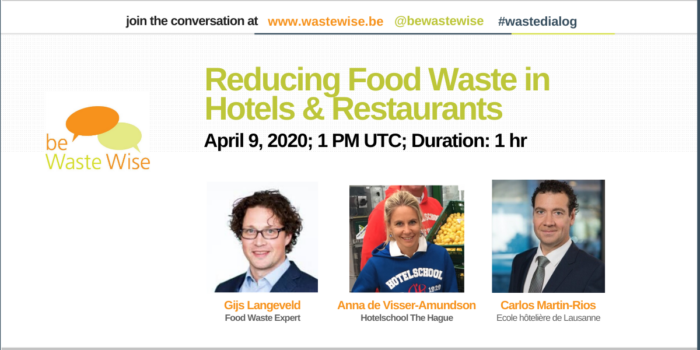 Reducing Food Waste in Hotels and Restaurants