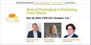 Role of Packaging in Reducing Food Waste