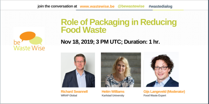 Role of Packaging in Reducing Food Waste