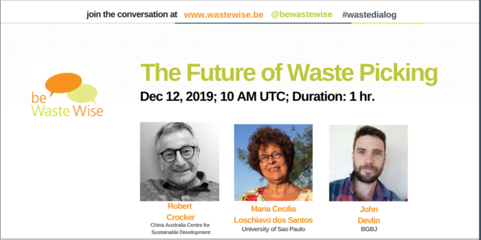 The Future of Waste Picking Poster