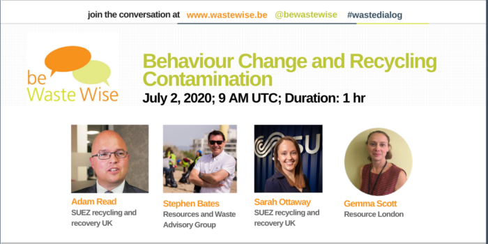 Behaviour Change and Recycling Contamination