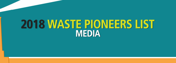 2018 be Waste Wise Pioneers – Media