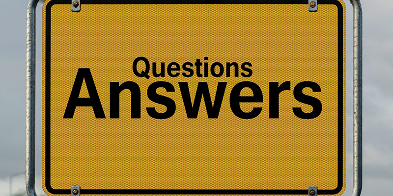 The top 10 interview Questions & Answers