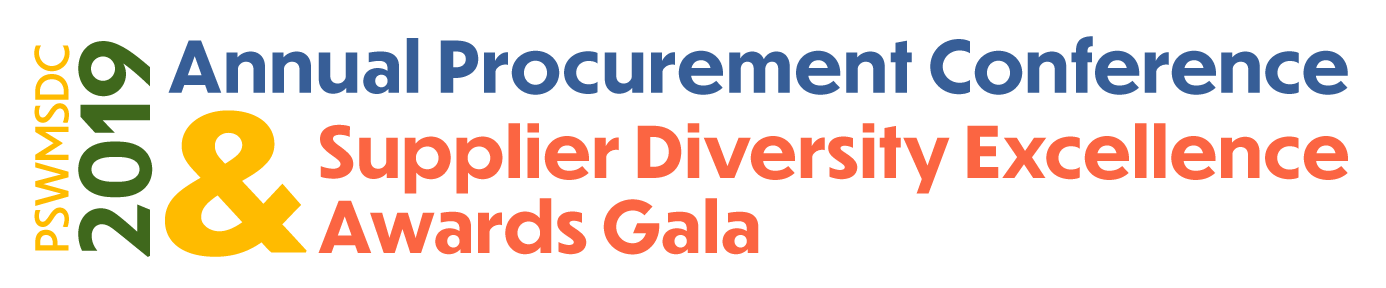 The 2019 PSWMSDC Procurement  Conference & Supplier Diversity Excellence Awards Gala.