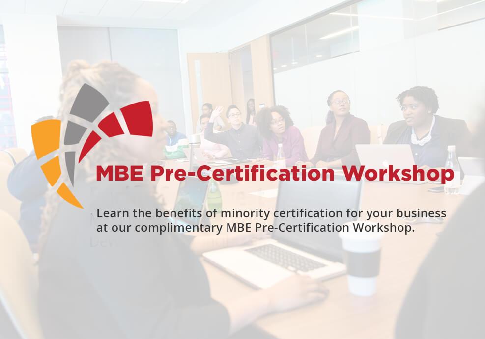 PSWMSDC Pre-Certification Workshop