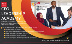 Wells Fargo CEO Leadership Academy
