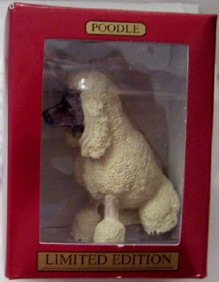 American Canine Association Poodle Limited Edition ...