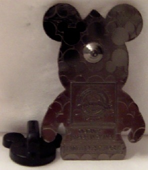 Disney Vinylmation Holiday 3 Series Limited Release July 4th Pin Back