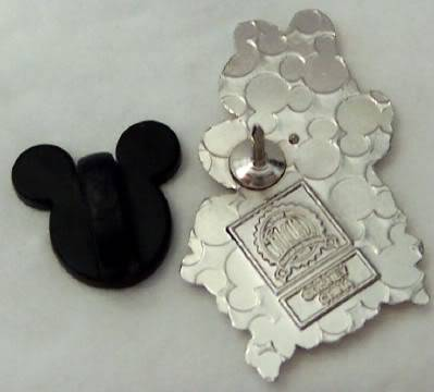 Disney WDW Minnie DIECI 10th Anniversary Trading Mystery Pin New Back